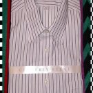 Geoffrey Beene Men's Dress Shirt - 16 34/35 - NEW