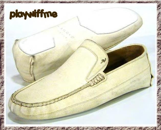 Harry's Of London Suede Loafers / Shoes - Size 9
