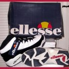 Ellesse Men's Athletic Shoes - Size 10 - White/Black