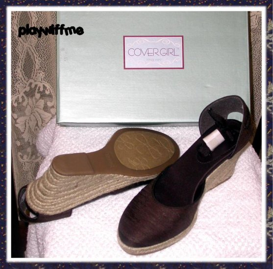 Cover Girl Women's Casual Shoes - Size 7.5 Medium - SALE!