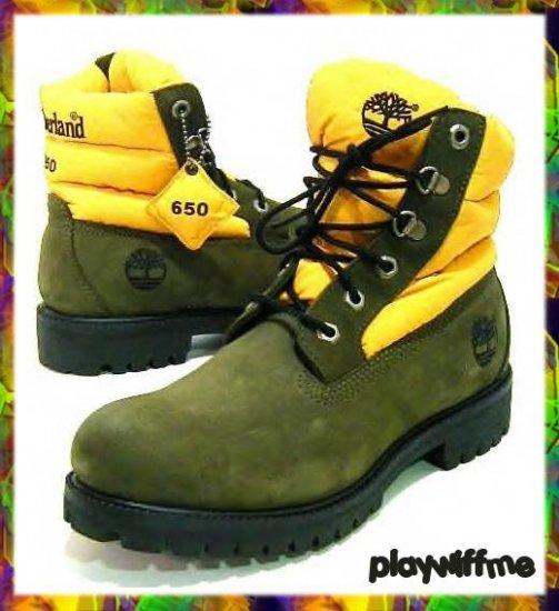 Timberland Down Work Boots - Men's - Size 10 Medium