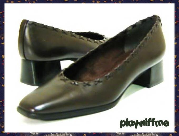 Stuart Weitzman Brown Loafers Shoes - Women's 7AA (Narrow)