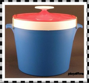 Vintage MOD David Douglas Ice Bucket