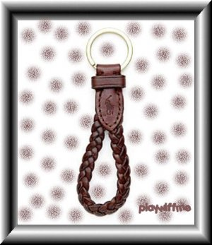 Polo Ralph Lauren Braided Loop Key Fob