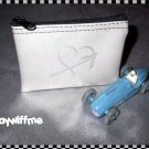 Zippered Mini Bank Money Coin Deposit Bag