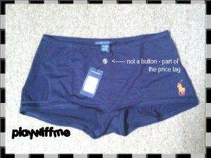 Ralph Lauren Polo 2011 US Open Tennis Short Briefs - Women's XL
