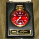 Westclox Scepter Pocket Watch - Red Dial - New