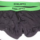 Equipo Modern Stretch 2 Pairs Brazilion Trunks Size Medium