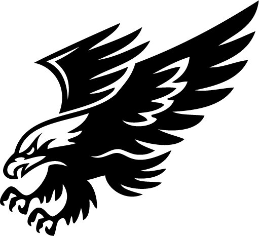 Eagle Custom Made Vinyl Sticker Decal  Car Decal Bumper - Custom made window decals for trucks