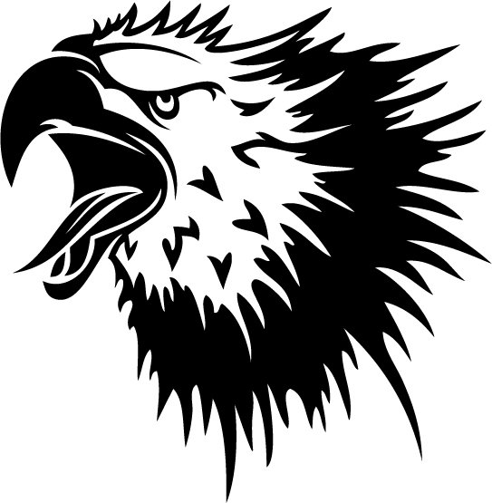 Eagle Custom Made Vinyl Sticker Decal  Car Decal Bumper - Car sticker decals custom