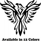 Phoenix Vinyl Sticker Decal - Car Decal,Bumper Sticker,Laptop Decal, Wall Decal