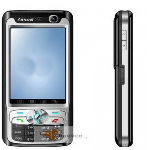 "Mobile Phone, 3.0"" Super Big Touch Screen"
