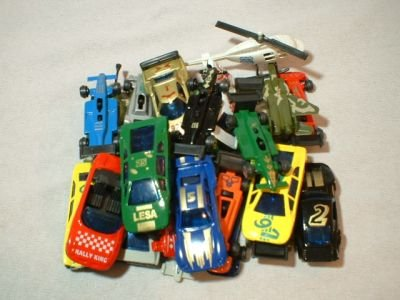 25 - Die Cast Toy Cars