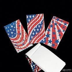 12 - Patriotic Notepads