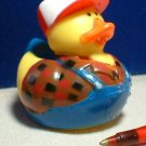 Farm Rubber Ducky - Farmer