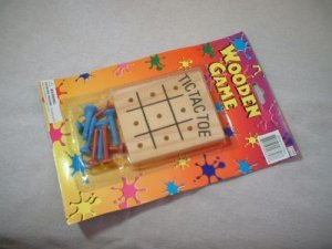 Tic Tac Toe - Peg Game