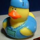 Doctor Rubber Ducky with Blue Scrubs