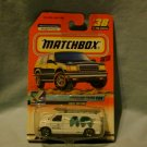 Matchbox Mission Ford Van