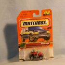 Matchbox 4-Wheeer