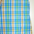 HARTSTRINGS GIRLS DRESS SIZE 6 PLAID REVERSIBLE