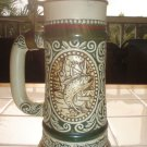 Limited Edition Vintage Avon Hunter Fisherman Stein