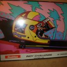Racing Indy Challenge at Tamiami 1985 Signed By Martin Kreloff  Rare