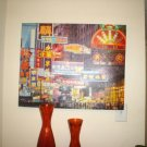 Giclee Print Photography A Night in Downtown China