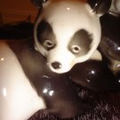 SET OF 2 PORCELAIN PANDA BEARS from The USSR