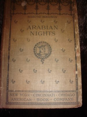 1897  Arabian Nights Book by M. Clarke Eclectic Reading