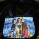 50s Retro Ladies Purse with Sequin