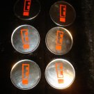 Official Entertainment Television Set Of 6 Coasters