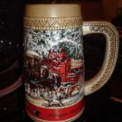 LE Collectors Budweiser Stein Series C