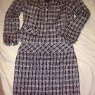 Worthington Ladies Tweed Style Skirt SZ 12 & Jacket SZ 14