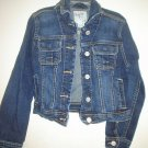 Old Navy Girls Stylish Jean Jacket Size Med
