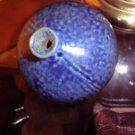 Vintage Designer Pottery Bottle Vase with Speckles