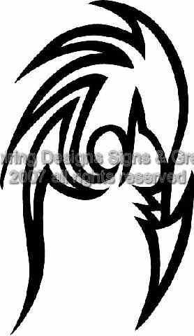 Custom Vector Tribal 29 EPS AI