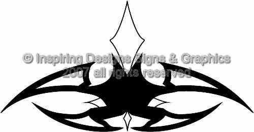 Custom Vector Tribal 34 EPS AI