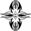 Custom Vector Tribal 43 EPS AI