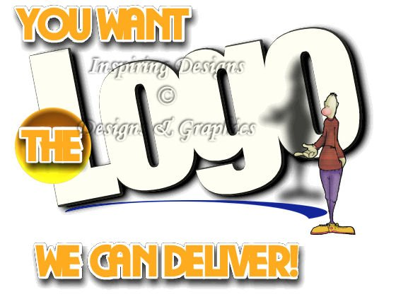 Cartoon Style Business Logo 69