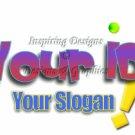 Cartoon Style Font Logo 25