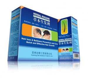 Herbal hair loss treatment