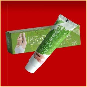 Plant Depilatory Cream soft skin care cosmetics painless hair removal