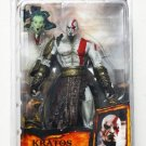 God of War II KRATOS Golden Fleece Armor Medusa NECA (Free Shipping)