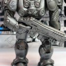 StarCraft II 2 Tychus Findlay Figre silver Blizzard (Free shipping)