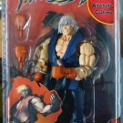 Street fighter 4 SF4 Ken black action figure NECA (Free shipping)