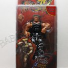 Street fighter 4 SF4 Guile black action figure NECA (Free shipping)