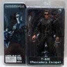 Terminator T800 Pescadero Escape PVC Figure NECA