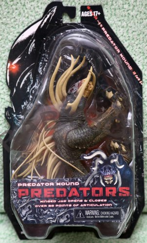 Predator Hound Predators action figure NECA ALIEN