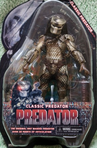 Predators Classic Predator action figure NECA ALIEN