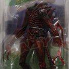 Alien Xenomorph Warrior red action figure NECA
